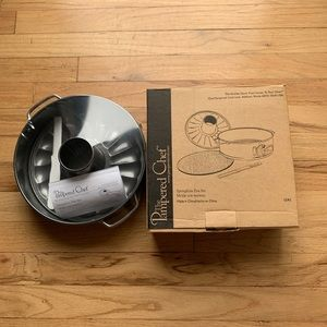 The Pampered Chef Springform Pan Set